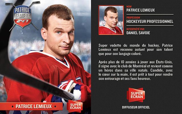 Carte Hockey PL247