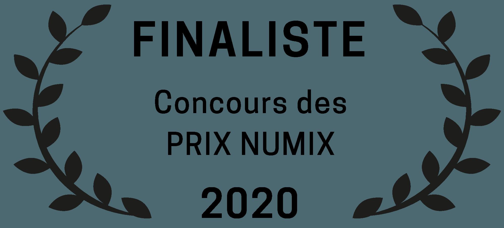 Finalist Numix 2020
