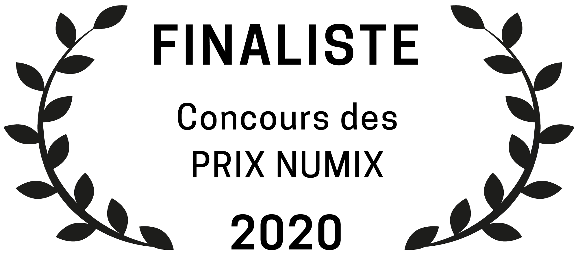 Finaliste Numix 2020